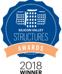 silicon valley structures awards 2018 winners
